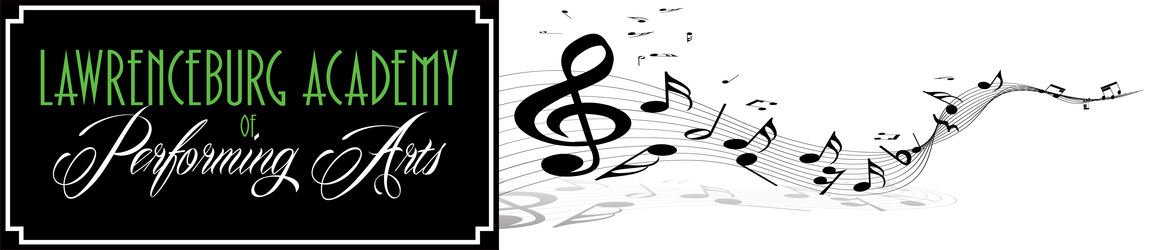 Lawrenceburg Academy of Performing Arts Logo